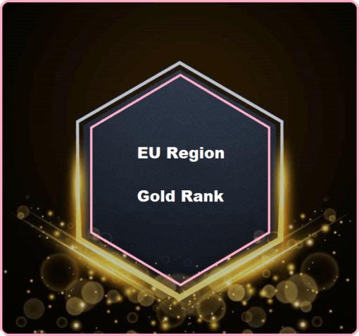 Gold Ranked EU Valorant Account   EU Region Valorant Gold Account