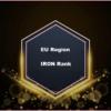 IRON Rank Valorant Account | EU Region Valorant Iron Rank Account