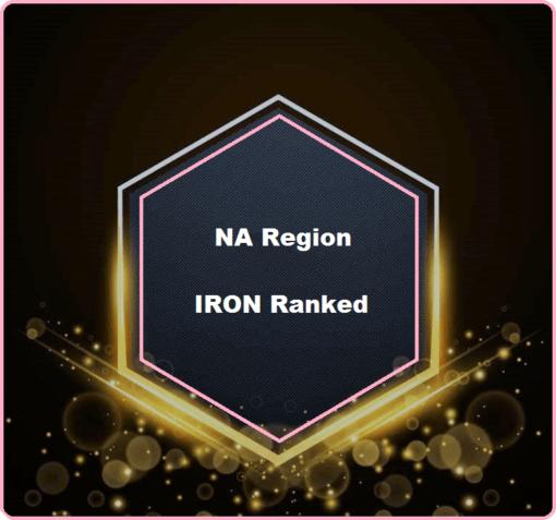 IRON Ranked Valorant Account   NA Region Valorant Iron Rank Account