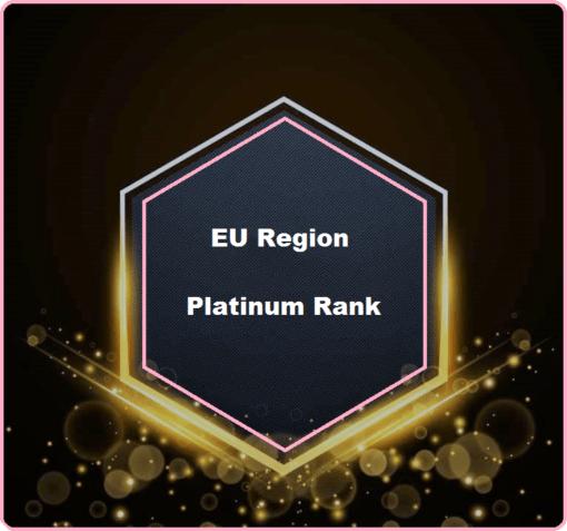 Platinum Ranked Valorant Account   EU Region Platinum Valorant Account