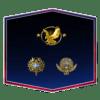 2 Medals LE CSGO Account